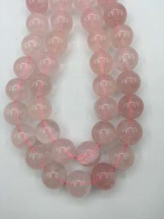 Roze kvarc 18 mm