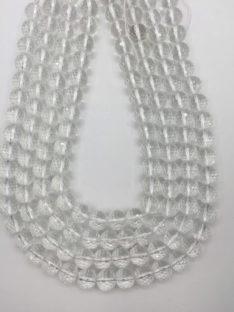 Gorski kristal 10 mm fasetiran