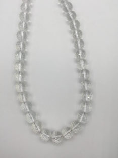 Gorski kristal 12 mm fasetiran