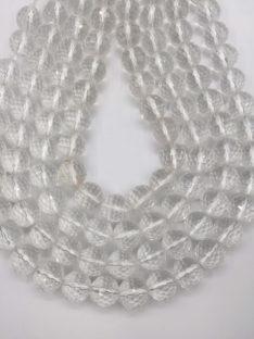 Gorski kristal 14 mm fasetiran