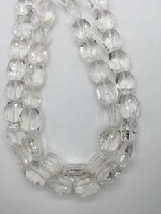 Gorski kristal 15×18 mm fasetiran