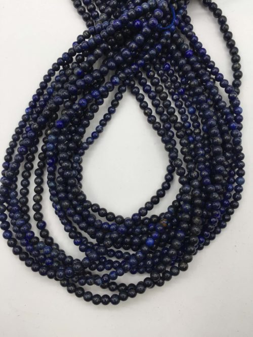 Lapis lazuli 4 mm