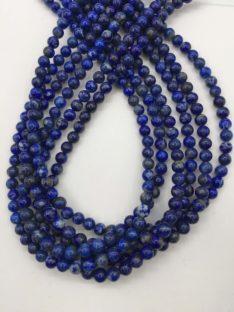 Lapis lazuli 6 mm