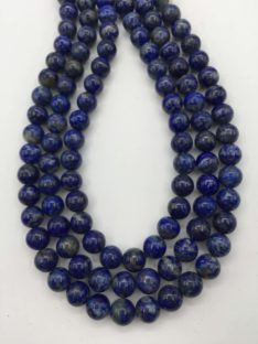 Lapis lazuli 8 mm