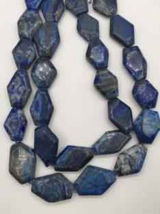 Lapis lazuli 22×32 mm