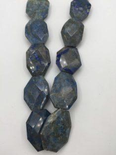 Lapis lazuli 27×34 mm