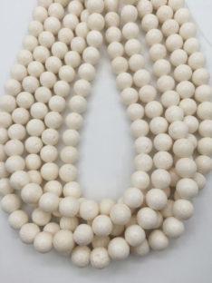 Koral beli 10 mm