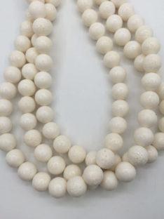 Koral beli 12 mm