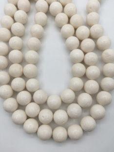 Koral beli 14 mm