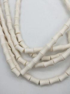 Koral beli 15×10 mm