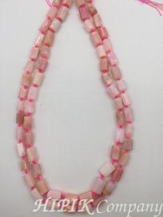 Opal ružičasti 11×7 mm