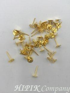 Iglice za minđuše 6 mm